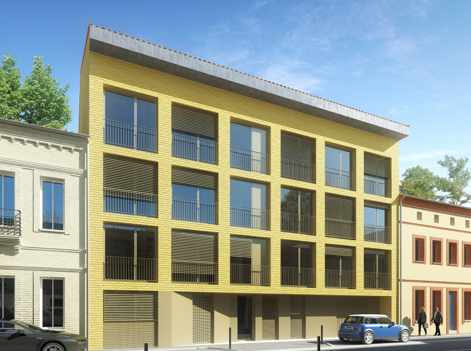 Appartement T3 Busca
